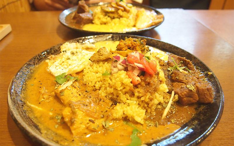 Naga curry