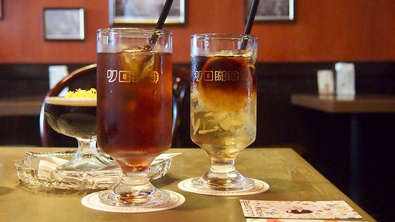 リロコーヒー喫茶店