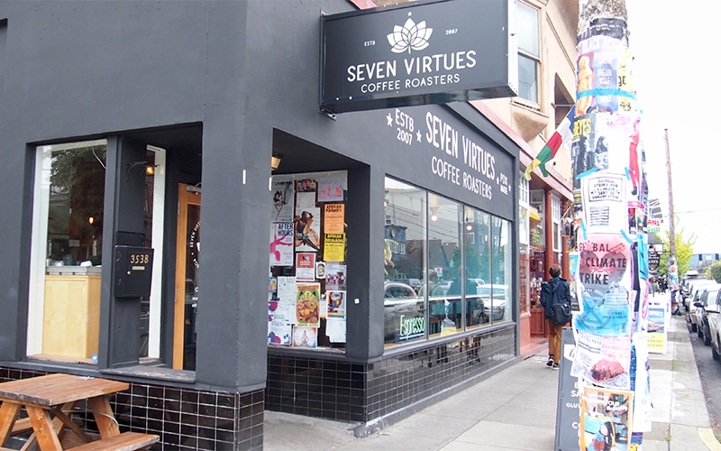 Seven Virtues Coffee Roaster