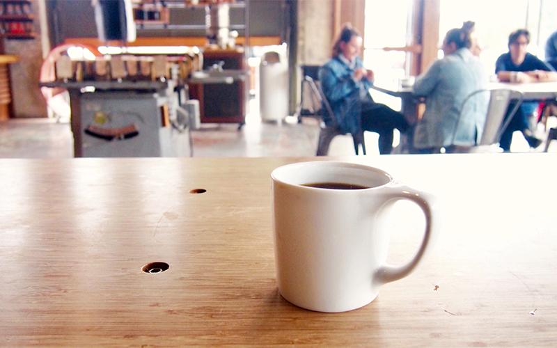 Coava coffee roasters(コアヴァ・コーヒー)