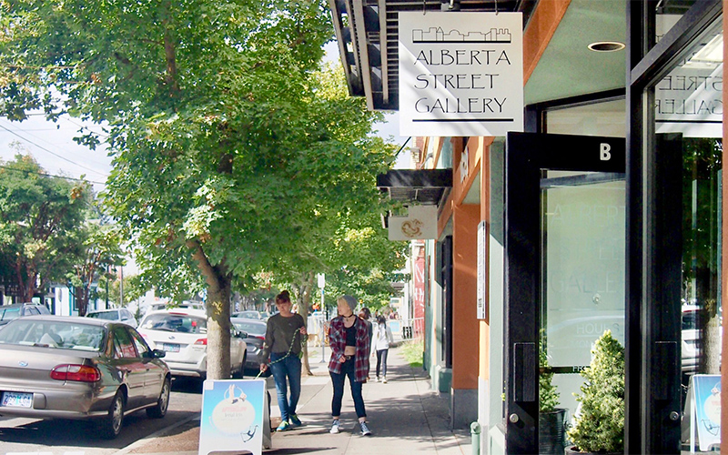 Alberta Street(アルバータ ストリート)