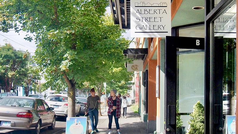Alberta-Streetアルバータ-ストリート