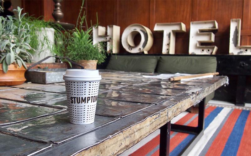 Stumptown Coffee Roasters(ストンプタウン・コーヒー・ロースターズ)