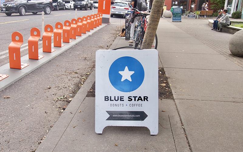 BlueStar★Doughnut