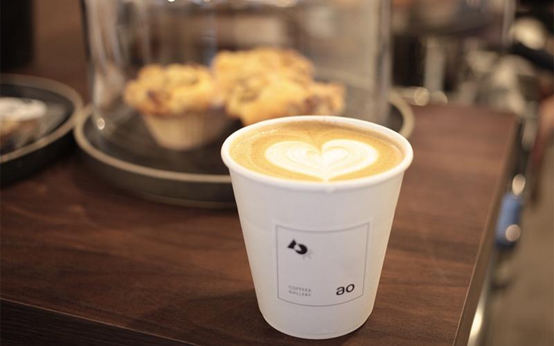 ao coffee&gallery(アオ コーヒー&ギャラリー)