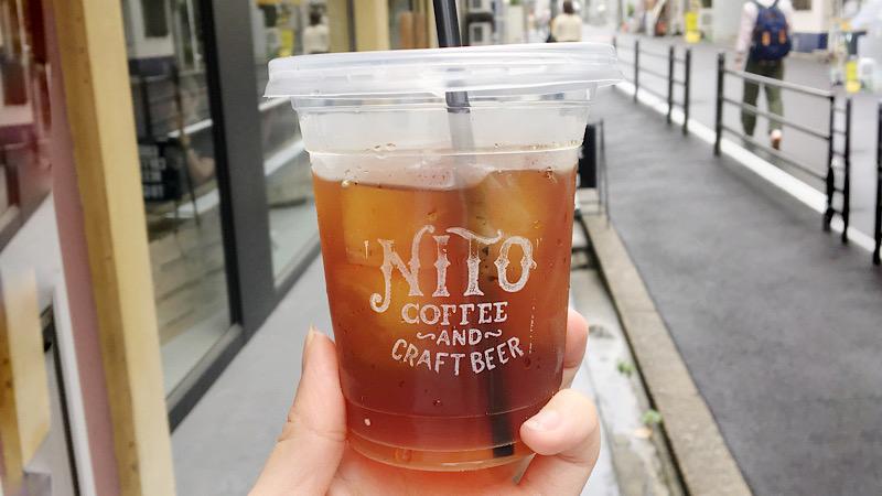 北新地ニトコーヒー